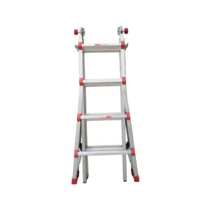 Tradecraft Aluminum Multi-Task Ladder-17 feet