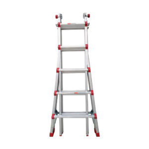 Tradecraft Aluminum Multi-Task Ladder-21 feet